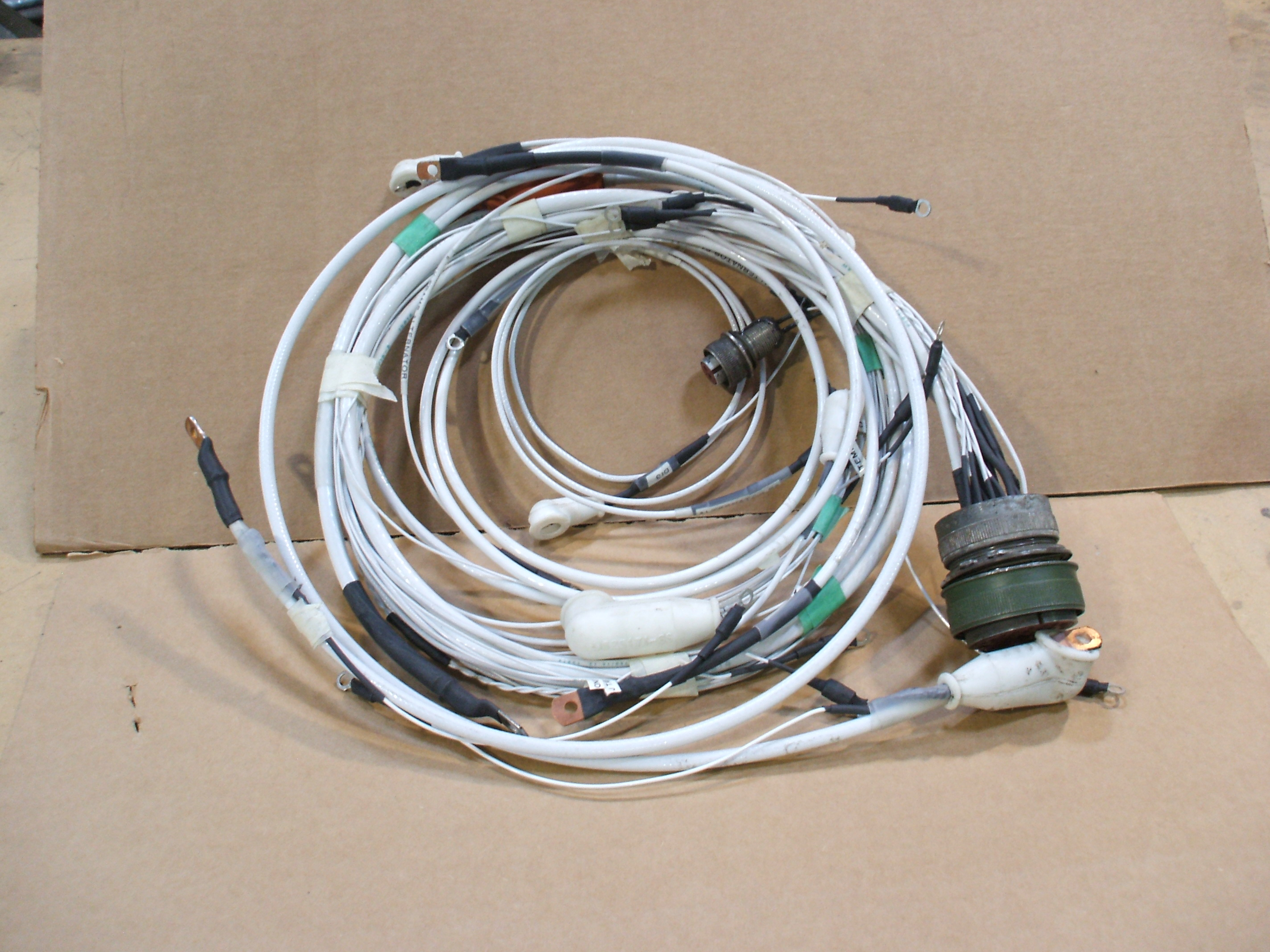 Engine Wiring Harness Bn Aircraft Ethernet